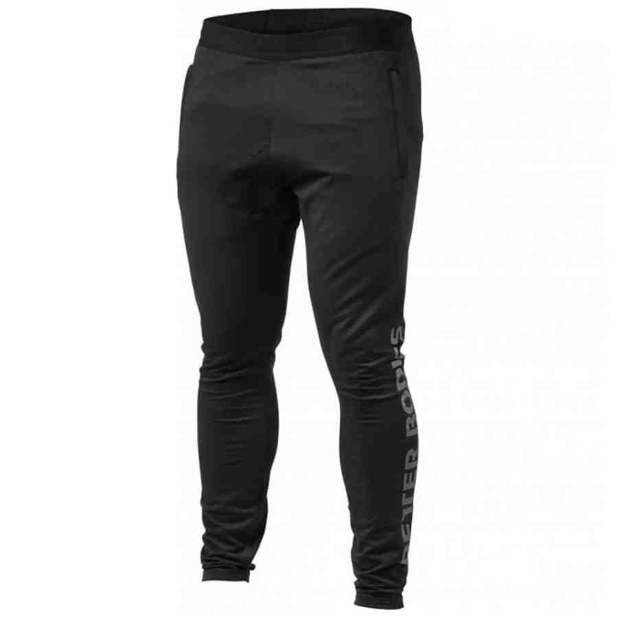 Better Bodies Hudson Jersey Pants Black XL Musta