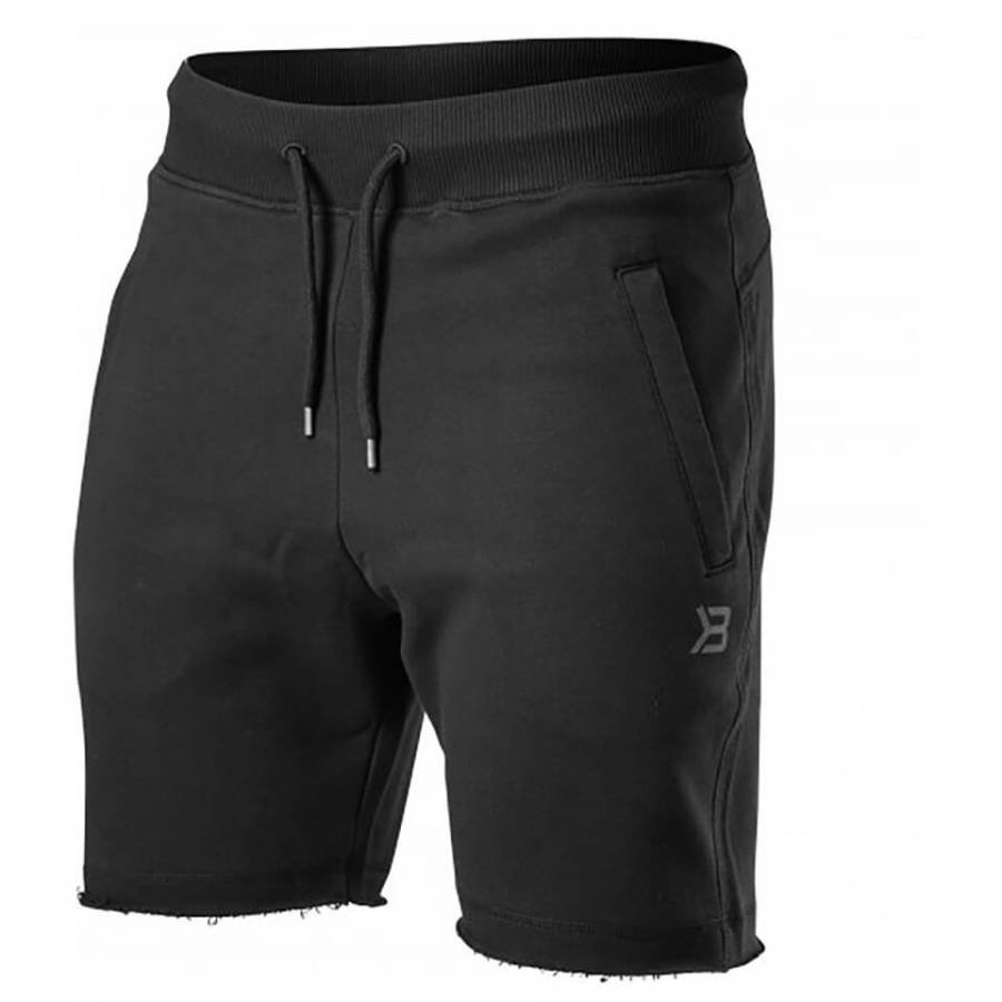 Better Bodies Hudson Sweatshorts Black XL Musta