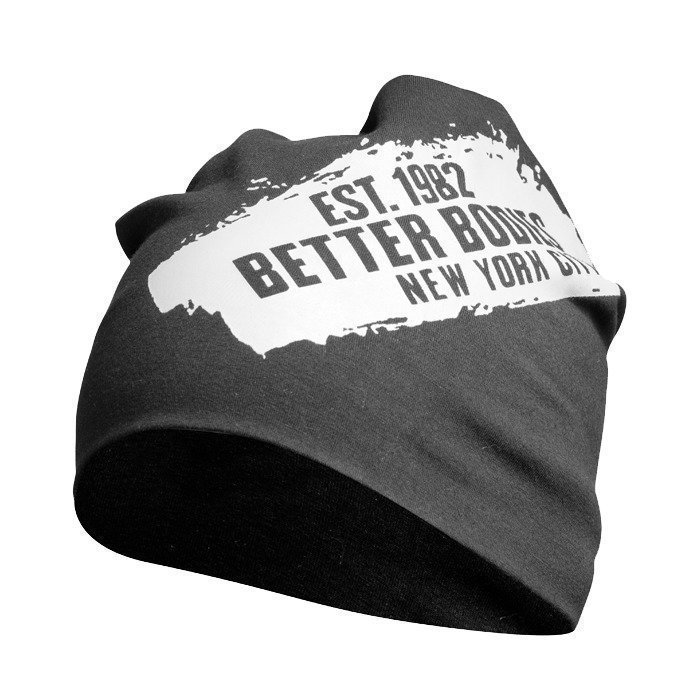 Better Bodies Jersey Beanie black OS