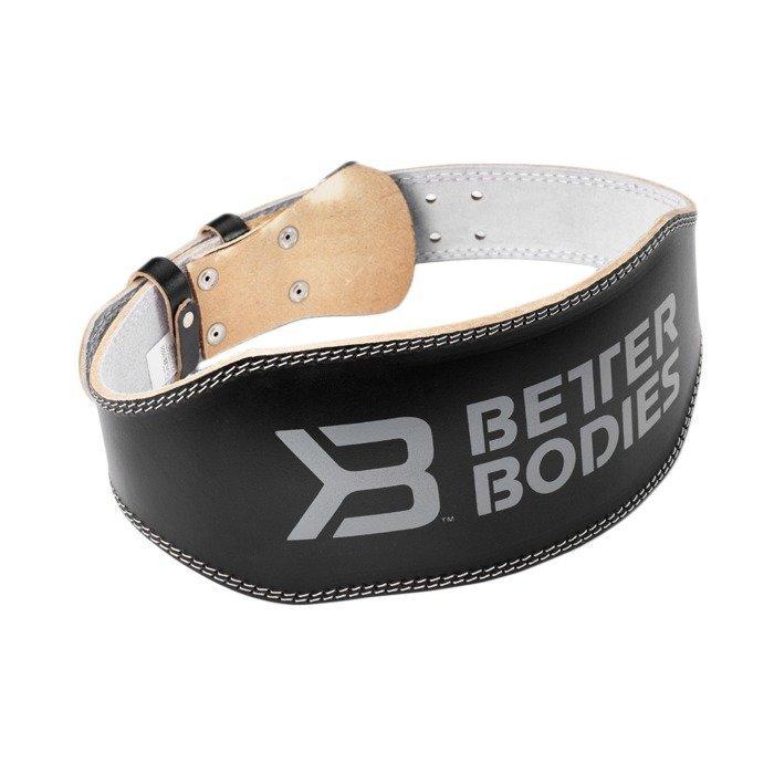 Better Bodies Lifting belt 6 inch Black L