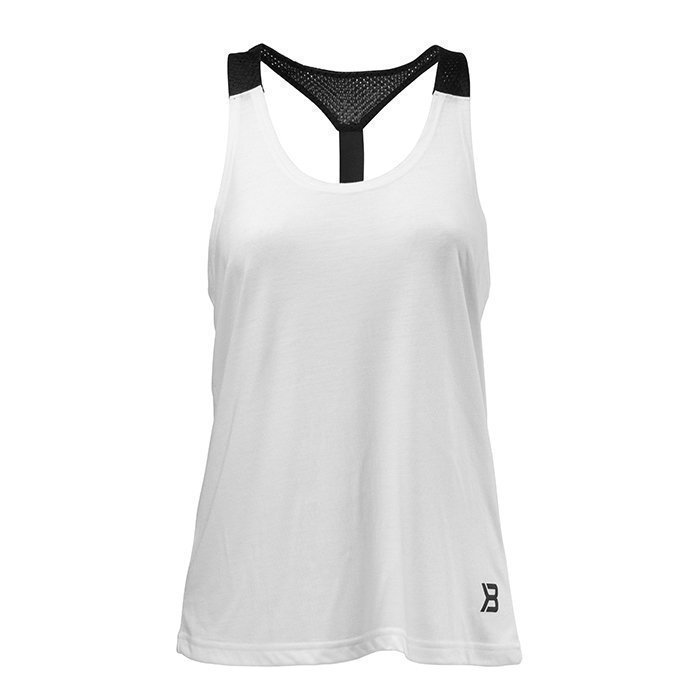 Better Bodies Loose Fit Tank White Small