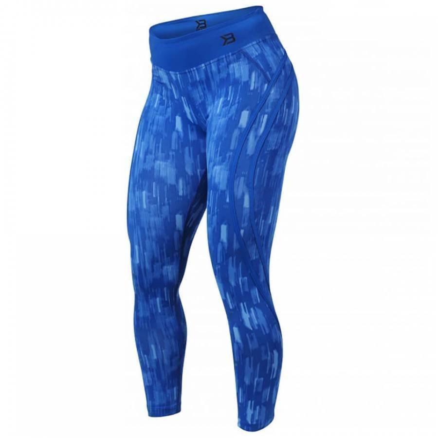 Better Bodies Manhattan High Waist Trousers Bright Blue L Sininen