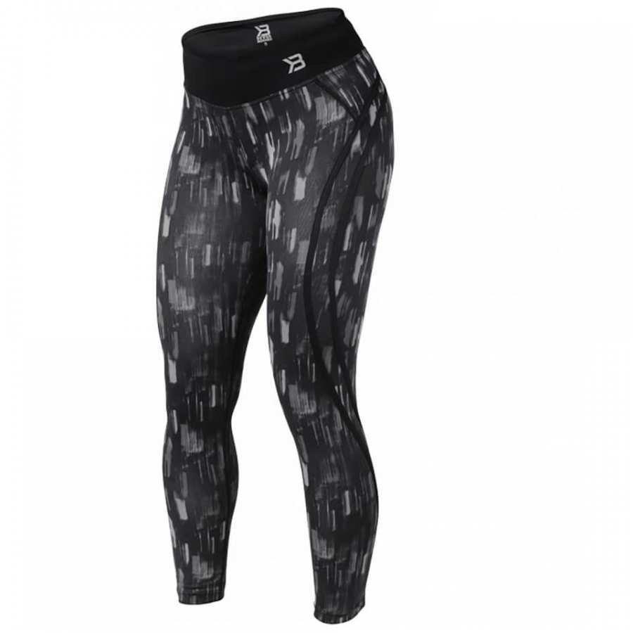 Better Bodies Manhattan High Waist Trousers Dark Grey XS Harmaa