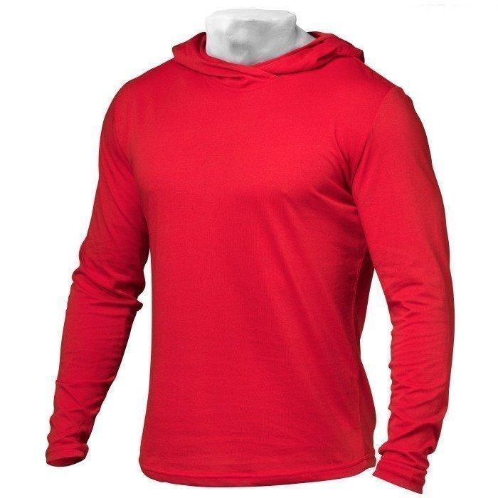 Better Bodies Men's Soft Hoodie bright red XL