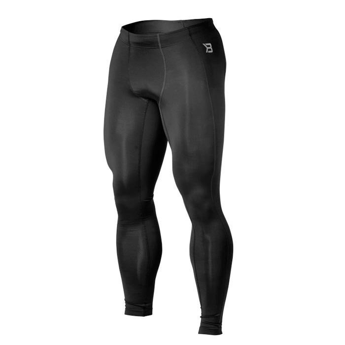 Better Bodies Men's function tights black XL