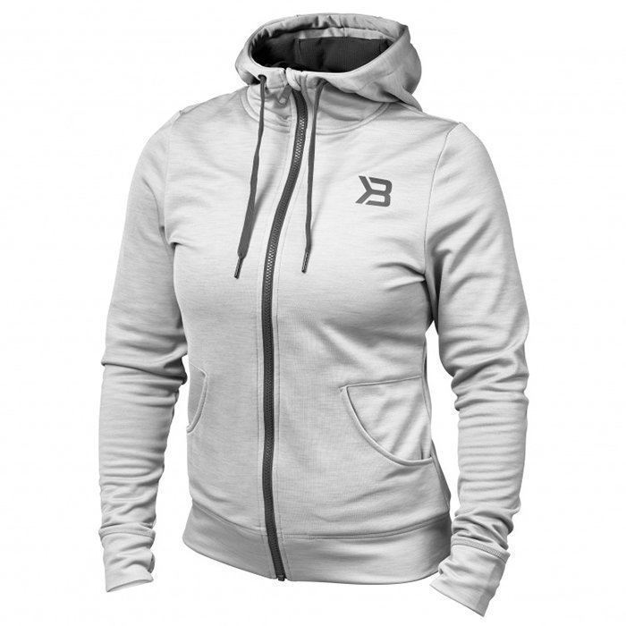 Better Bodies Performance Hoodie Greymelange M