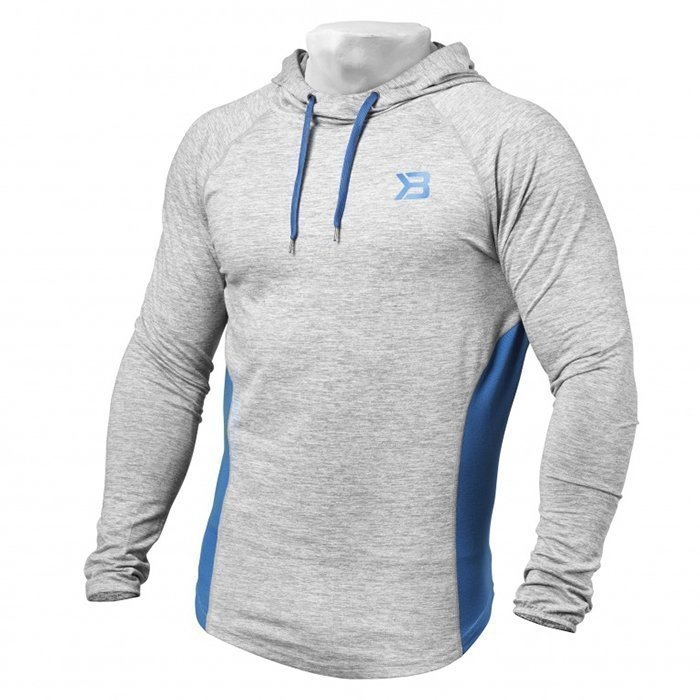 Better Bodies Performance Mid Hood Greymelange XL