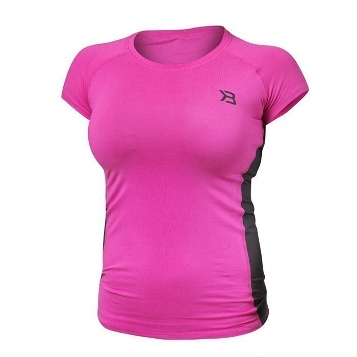 Better Bodies Performance Soft Tee Hot Pink Small