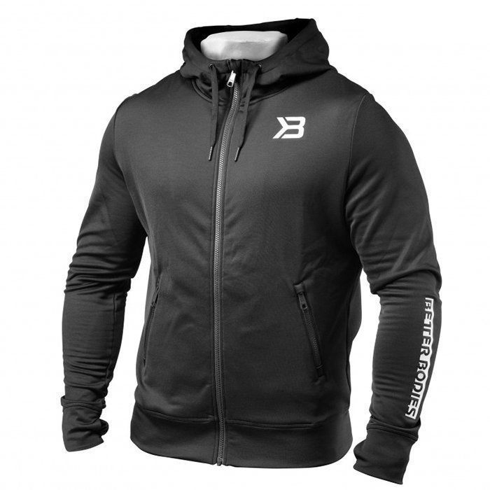 Better Bodies Performance pwr hood Black L