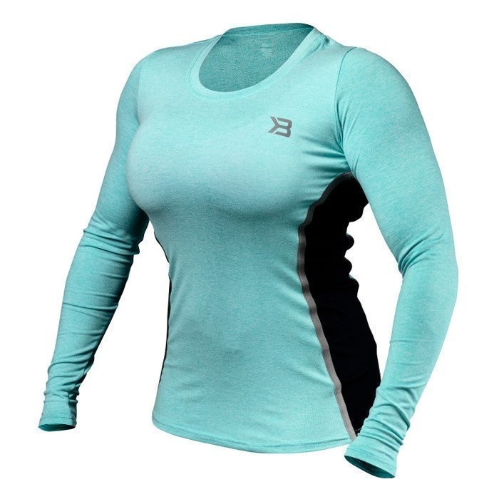 Better Bodies Performance shape Long Sleeve Light Aqua S