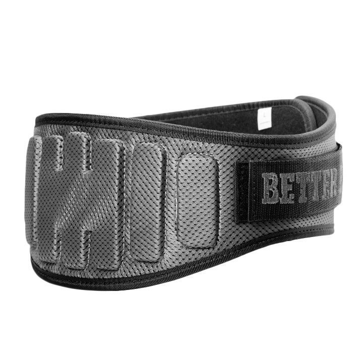 Better Bodies Pro Lifting Belt grey L