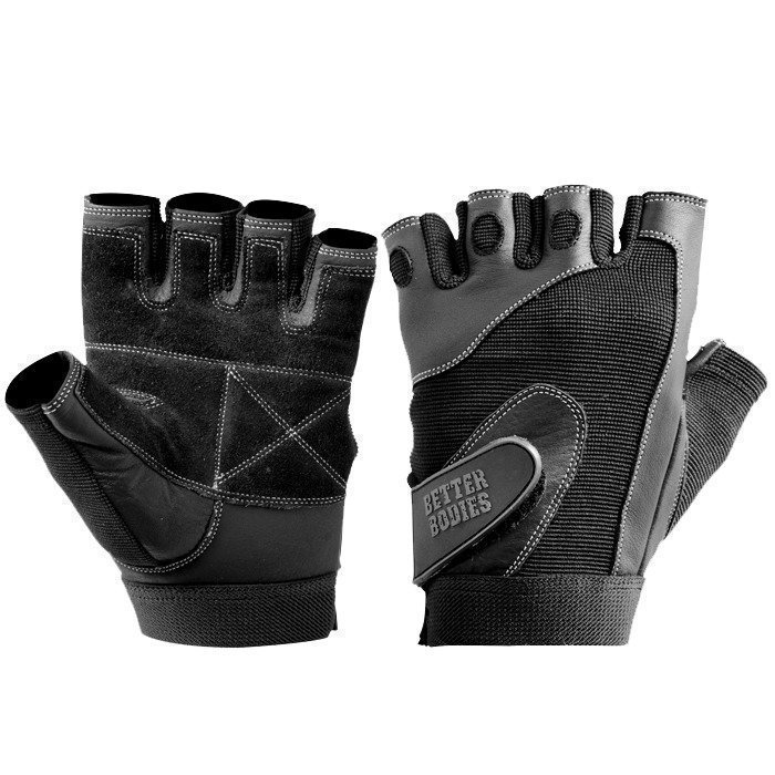 Better Bodies Pro Lifting Glove black L