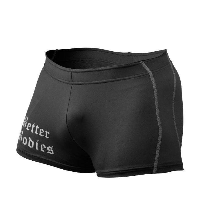 Better Bodies Short Tights black XL