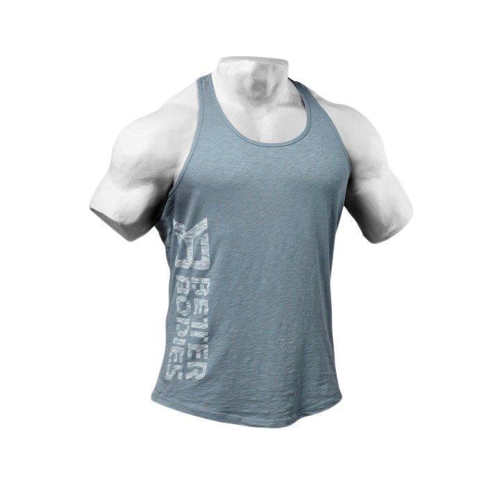 Better Bodies Symbol Printed T-back ocean blue XL