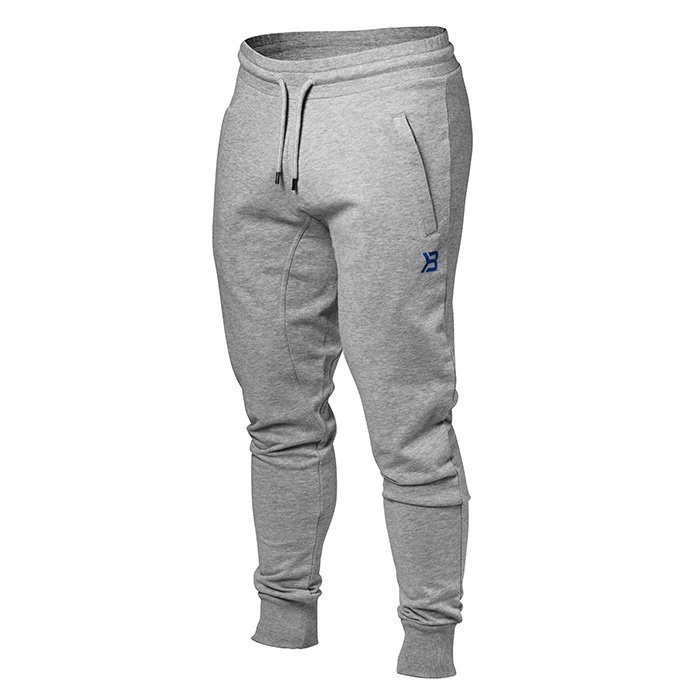 Better Bodies Tapered Joggers greymelange L