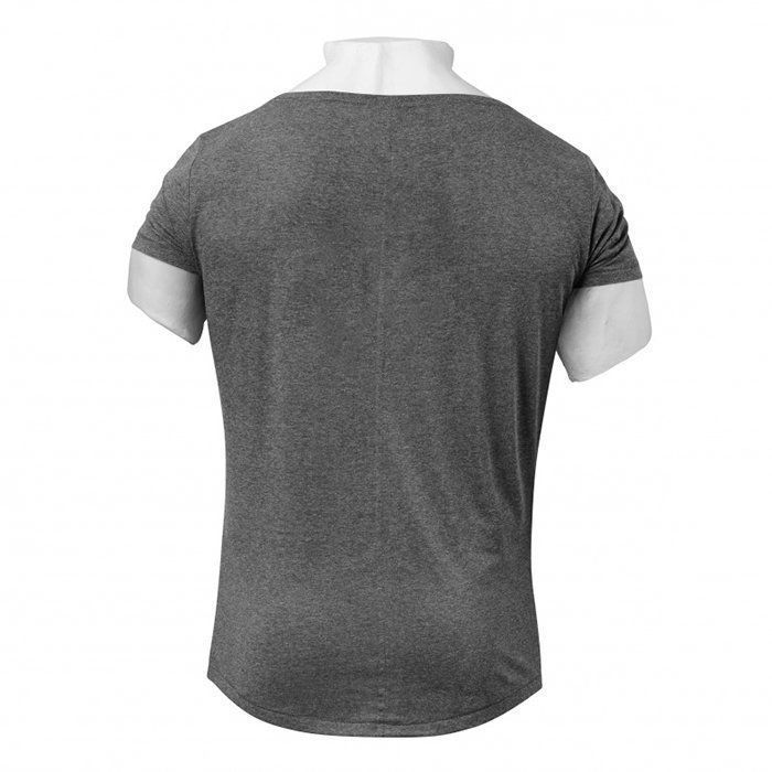 Better Bodies Tribeca Tee Antracite melange L