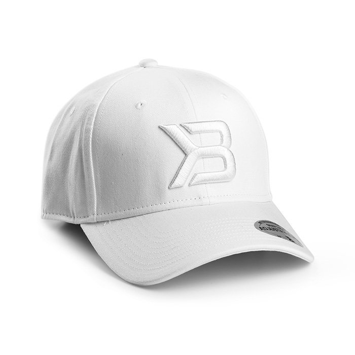 Better Bodies Women's Baseball Cap white
