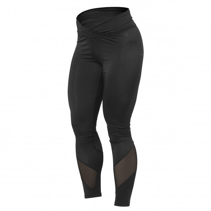 Better Bodies Wrap Tights Black Small