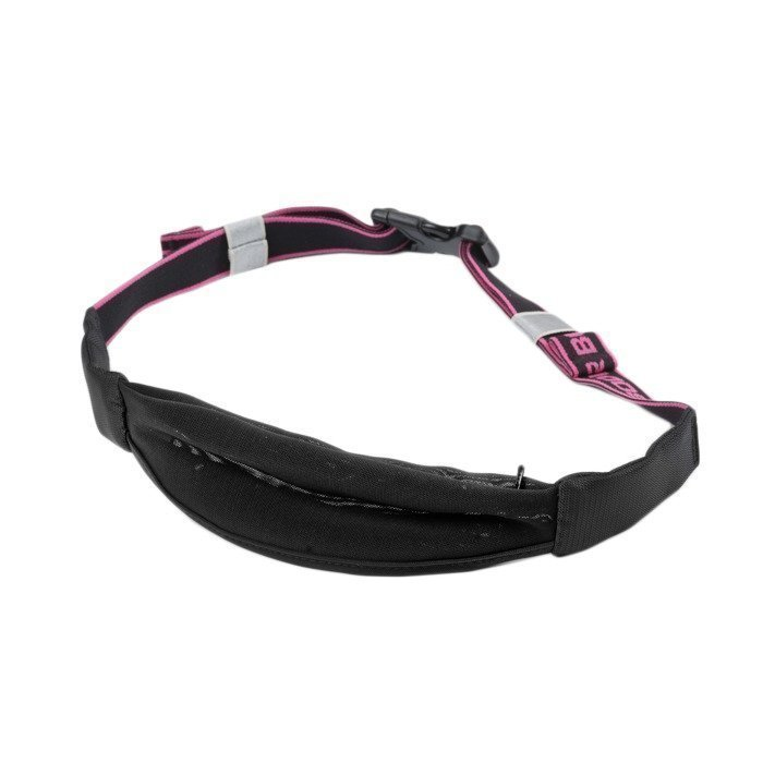 Better Bodies Zip Belt black/pink