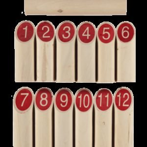 Bex Number Kubb Basic Peli