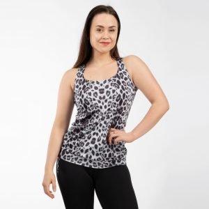 Biancaneve B Gentle Toppi Snow Leopard