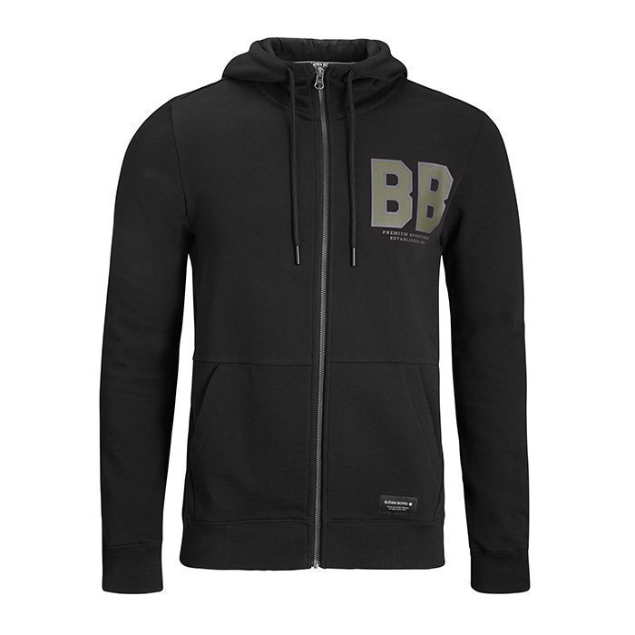 Björn Borg Lon Full Zip Hoodie Black XL
