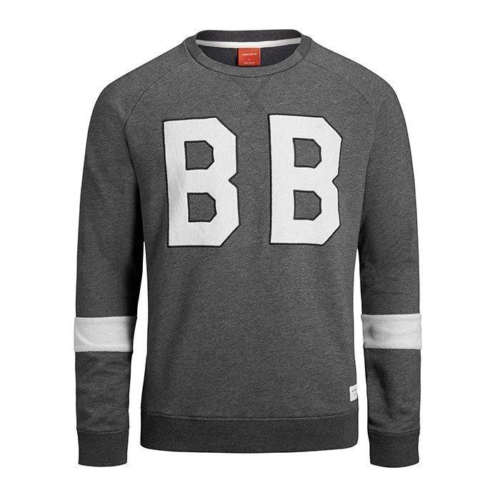 Björn Borg Lynx Sweater Anthracite Melange XL