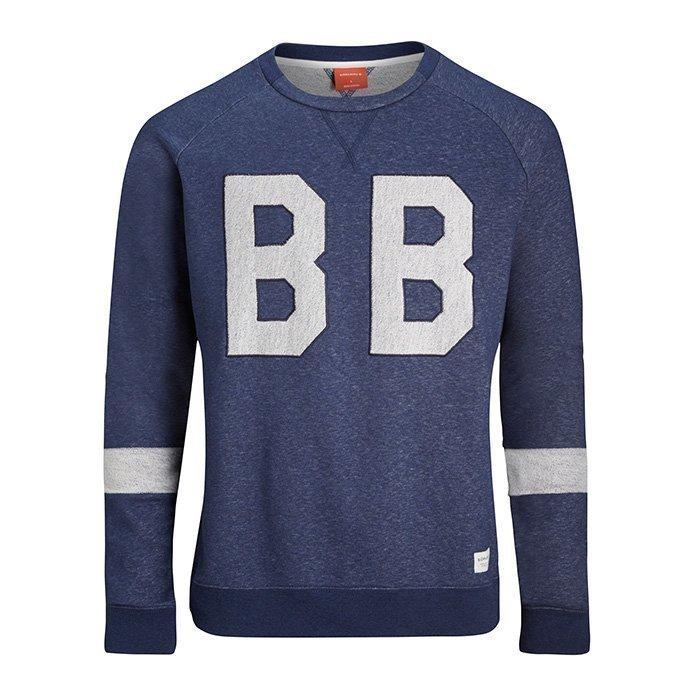 Björn Borg Lynx Sweater Indigo Melange XXL