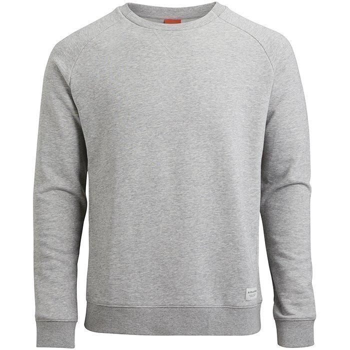 Björn Borg Lynx Sweater Light Grey Melange L