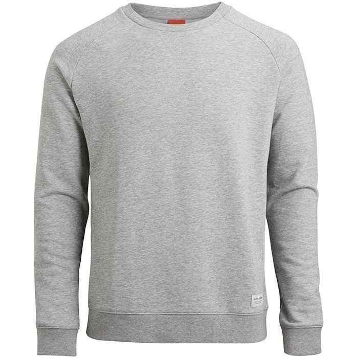 Björn Borg Lynx Sweater Light Grey Melange