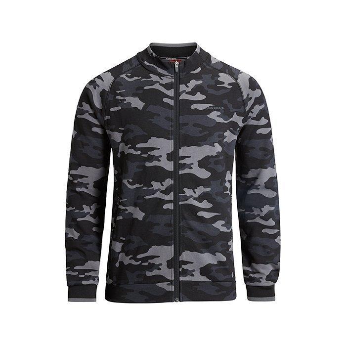 Björn Borg Natase Camo Jacket black