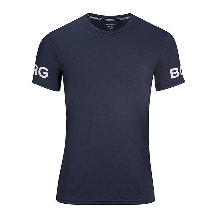 Björn Borg Palmer Tee Total Eclipse S