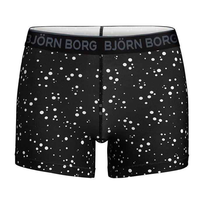 Björn Borg Patsy Short Black With Dot XL