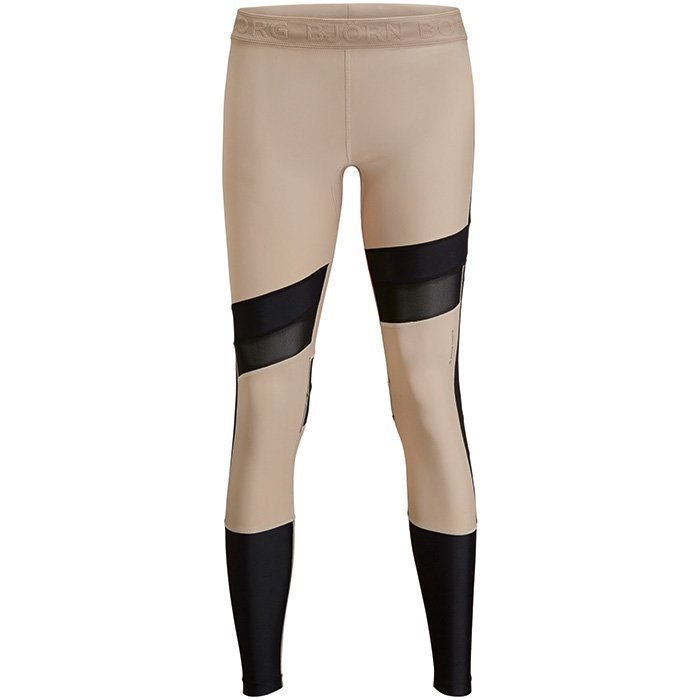 Björn Borg Peace Tights Simply Taupe L