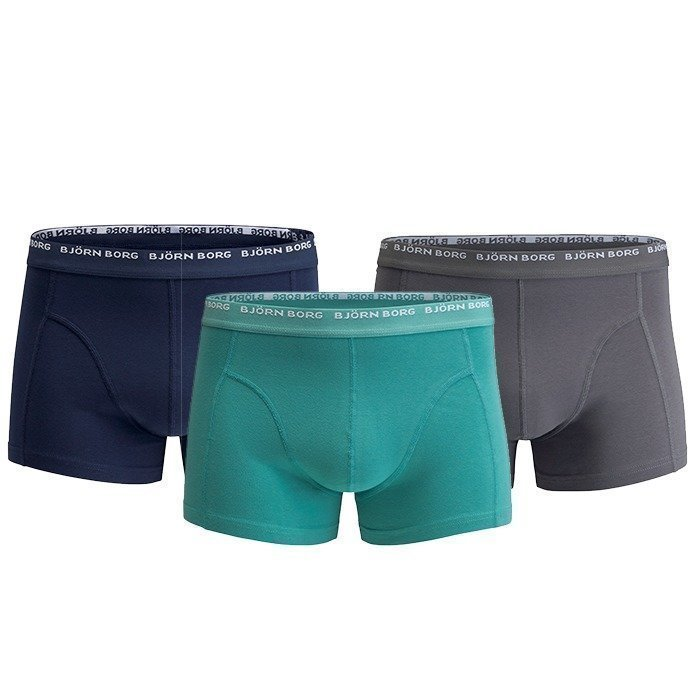 Björn Borg Short Shorts 3-pack smoked pearl