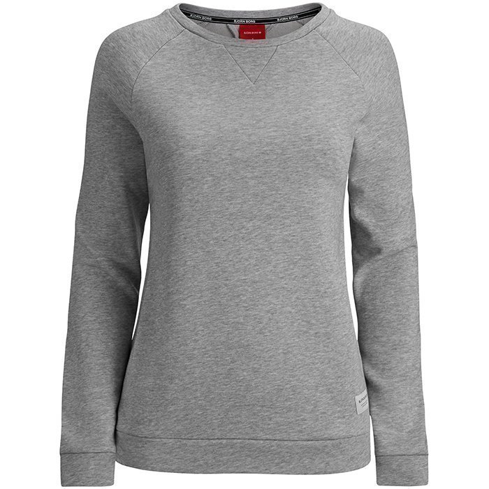Björn Borg Simona Sweater Light Grey Melange L