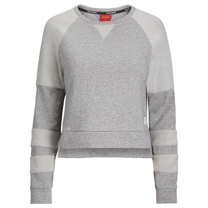 Björn Borg Stella Sweater Light Grey Melange XL