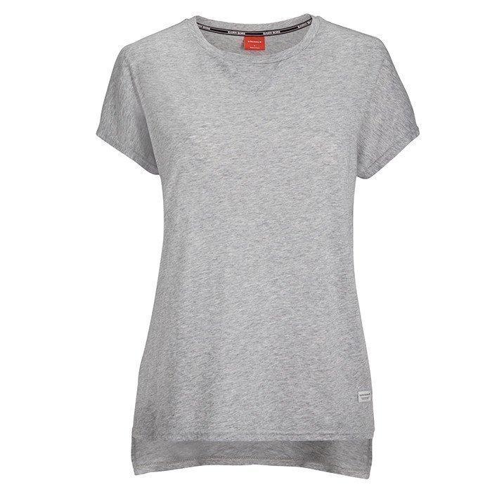 Björn Borg Sury T-shirt Light Grey Melange M