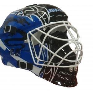 Black Ice Streethockey Suomi Maalivahdin Maski