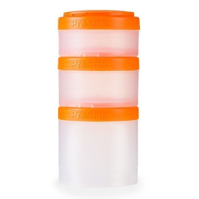 Blender Bottle Expansion Pak Clear/Orange