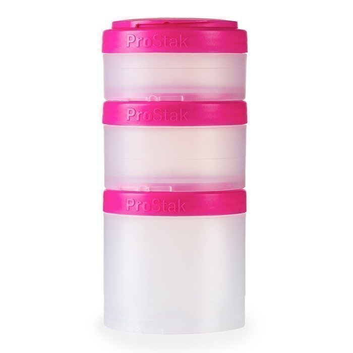 Blender Bottle Expansion Pak Clear/Pink
