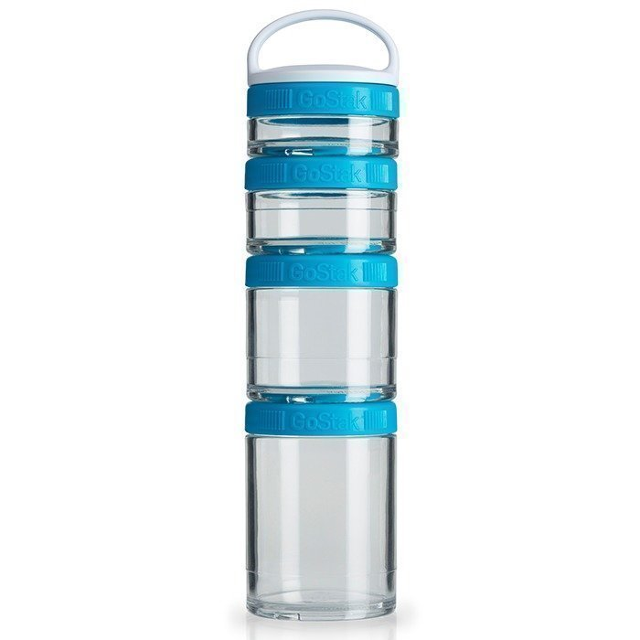Blender Bottle GoStak Aqua