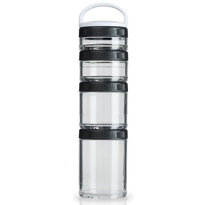 Blender Bottle GoStak Black
