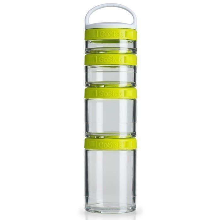 Blender Bottle GoStak Green