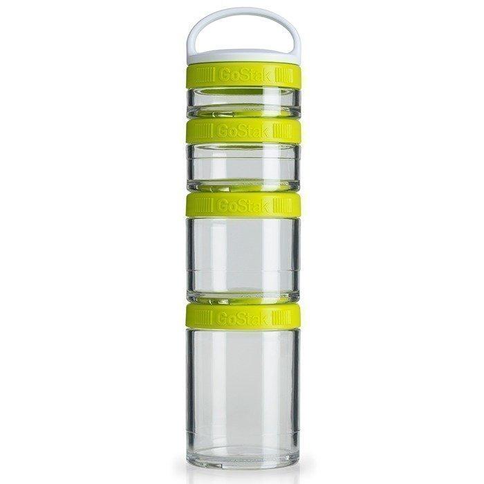 Blender Bottle GoStak Green