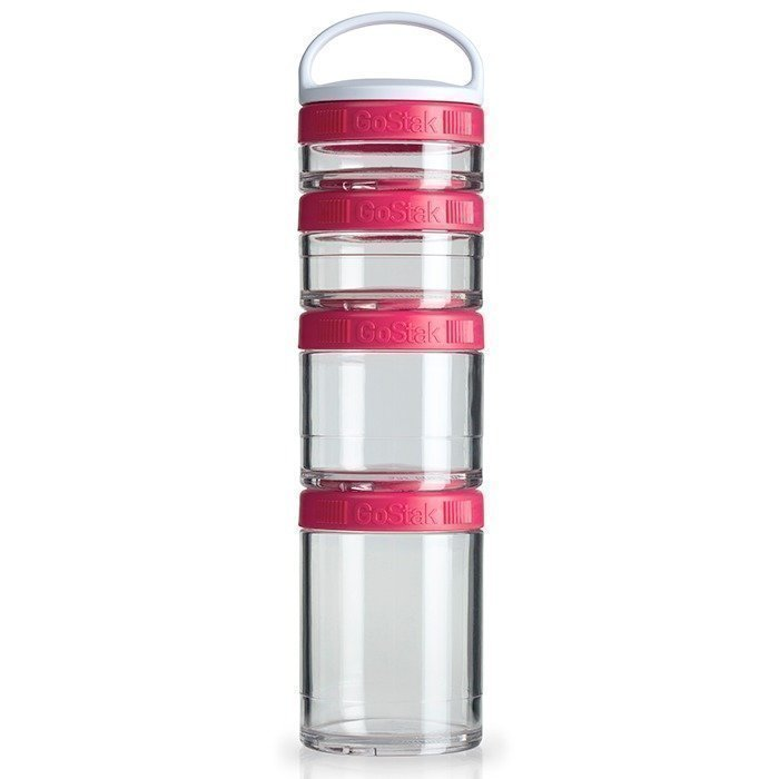 Blender Bottle GoStak Pink