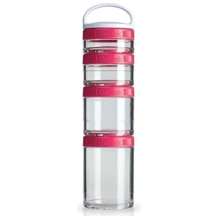 Blender Bottle GoStak Pink