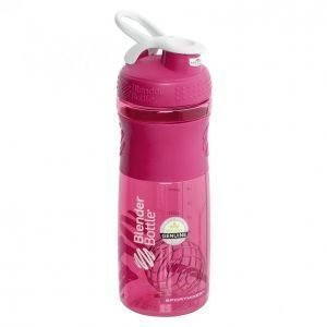 Blender Bottle Juomapullo 820ml Sportmixer Pink
