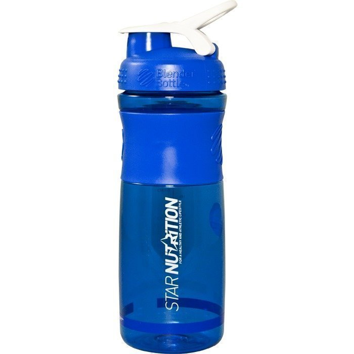 Blender Bottle Star Nutrition SportMixer Blender Bottle Blue
