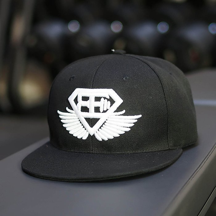 Body Engineer BE Snapback Black/White OS